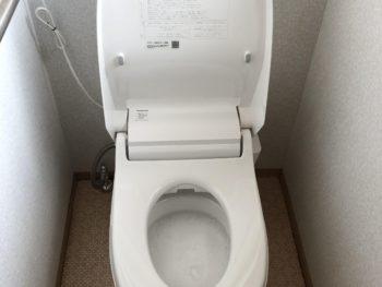 大人気‼ 「全自動おそうじトイレ」 Panasonic アラウーノ