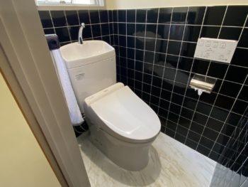 トイレリフォーム工事