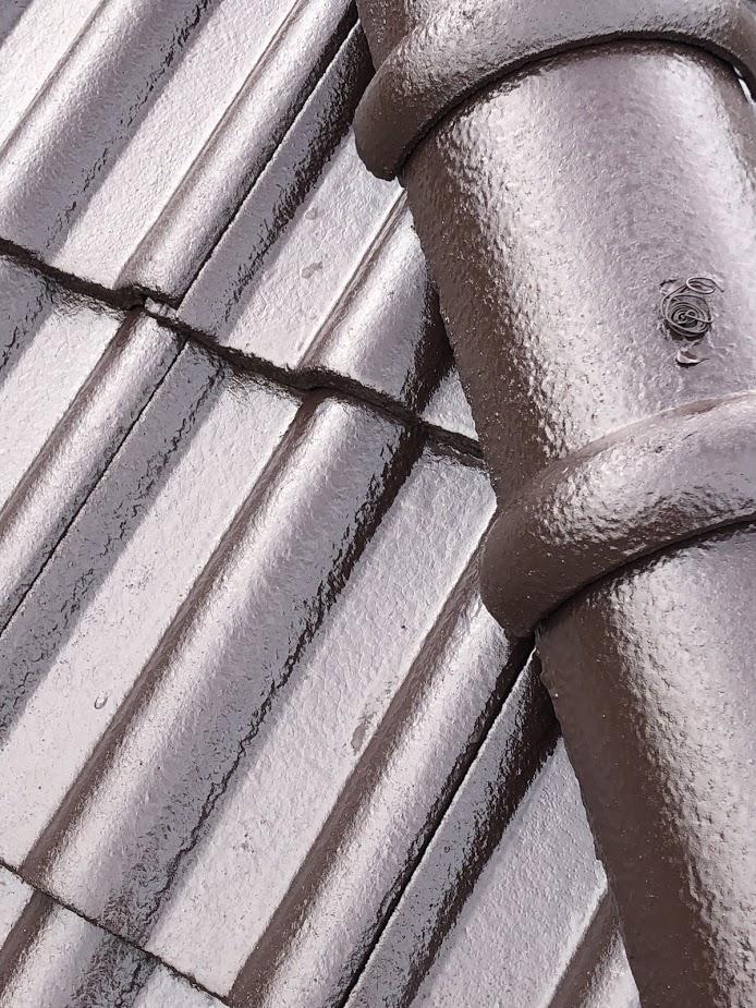 屋根リフォーム・外壁塗装マイスター取得 八幡浜の外装リフォームも完了しました。